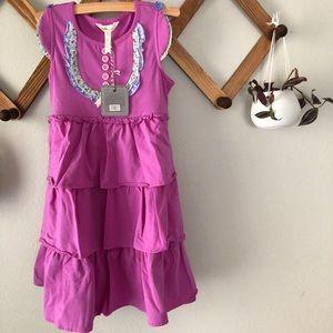 Matilda Jane tiered Dress NWT